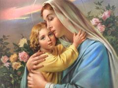 アイキャッチ用 神の母聖マリア