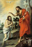 主の洗礼(ムリーリョ画)
