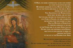 フランシスコ教皇様によるパンデミックに際しての聖母への祈り