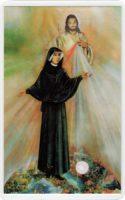 聖ファウスティナの聖遺物付きカードA