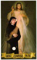 聖ファウスティナの聖遺物付きカードB
