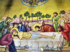 アイキャッチ用 イエスの埋葬