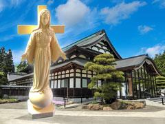 アイキャッチ用 秋田の聖母像イメージ画