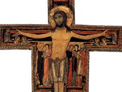 アイキャッチ用 サン・ダミアノの十字架