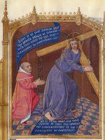 キリストに倣いて(ロビネ・テスタール画)