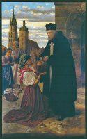 ケンティの聖ヨハネ司祭(Tadeusz Żukotyński画)