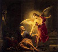聖ペテロの解放(ムリーリョ画)