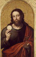 聖体の救い主(フアン・デ・フアネス画)