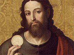 アイキャッチ用 聖体の救い主