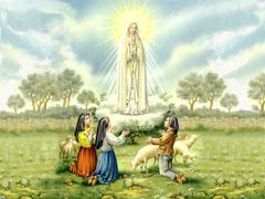 アイキャッチ用 ファティマの聖母