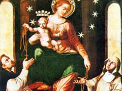 アイキャッチ用 ポンペイのロザリオの聖母