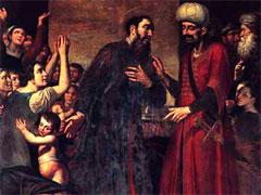 アイキャッチ用 奴隷を解放するノラの聖パウリノ司教