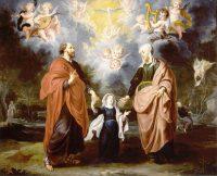 聖ヨアキムと聖アンナ( ウィレム・ヴァン・エルプ画)
