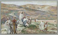 使徒を2人組にして遣わされる(ジェームズ・ティソ画)