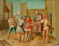 主のぶどう園の働き手の譬え(ピア・フランチェスコ・フォスキ画)