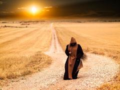 アイキャッチ用 巡礼の修道士