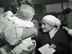 アイキャッチ用 マザー・テレサと子供