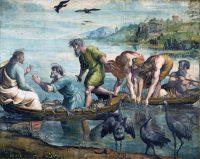 奇跡の大漁(ラファエロ画)