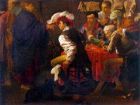 マタイの召命(ヘンドリック・テル・ブリュッヘン画)